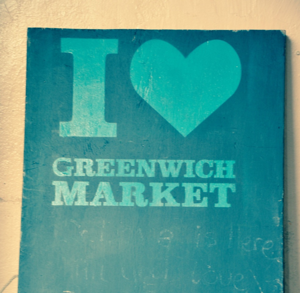 Magical market - Greenwich